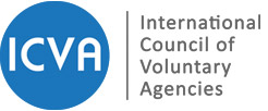 ICVA logo representing a series of whiteboard videos we created for them