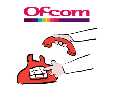 Explainer video Services produced for OFCOM