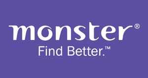 Monster jobs logo