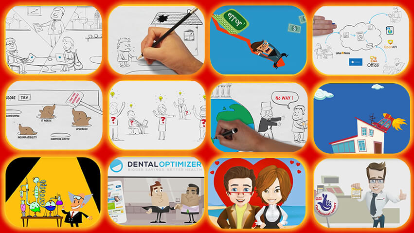 Our Services Whiteboard Animation